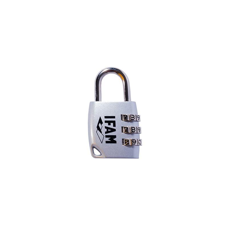 Cadenas à code pour malle cantine métallique
